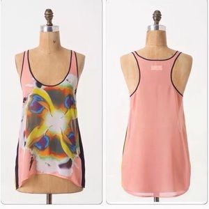 🌿5 for $25 Anthropologie Watercolor Tanktop